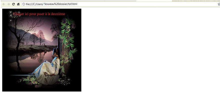 Exercice HTML corrigé son et image